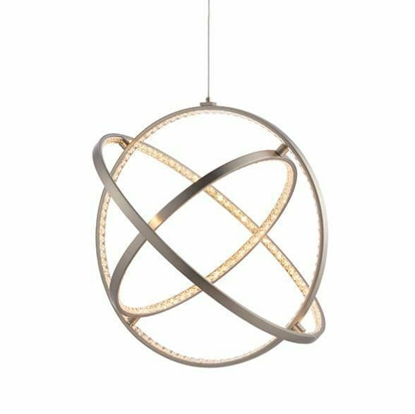 Eternity 3 light pendant